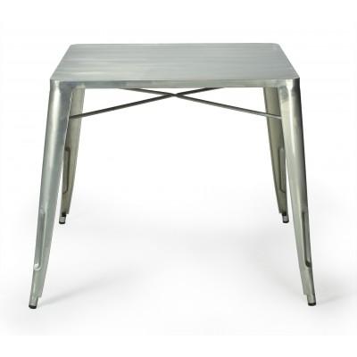Galvanized Tolix Style Table