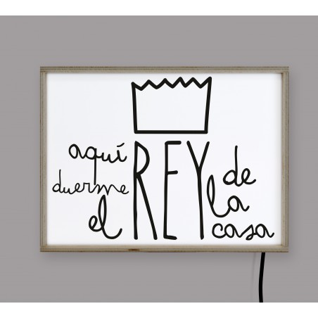 Lightbox Rey