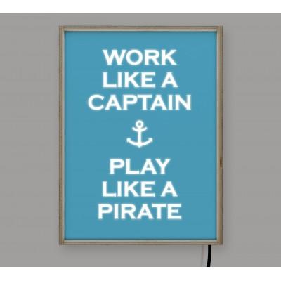 LightBox Work Captain