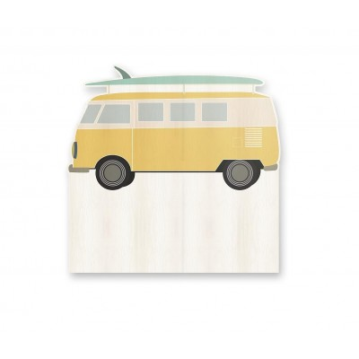 Cabecero Wagon Surf