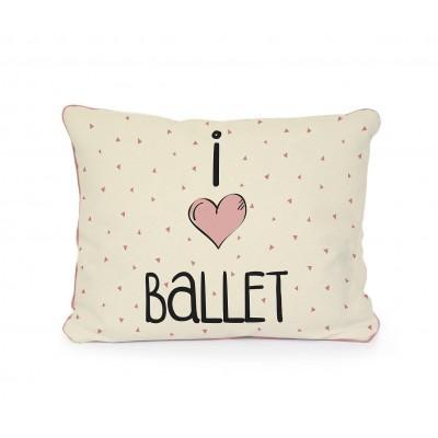 Cojin Ballet 50x35
