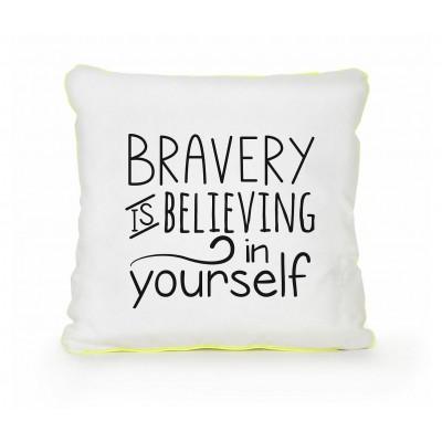 Cojin Bravery