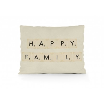 Cojin Happy Family 50x35
