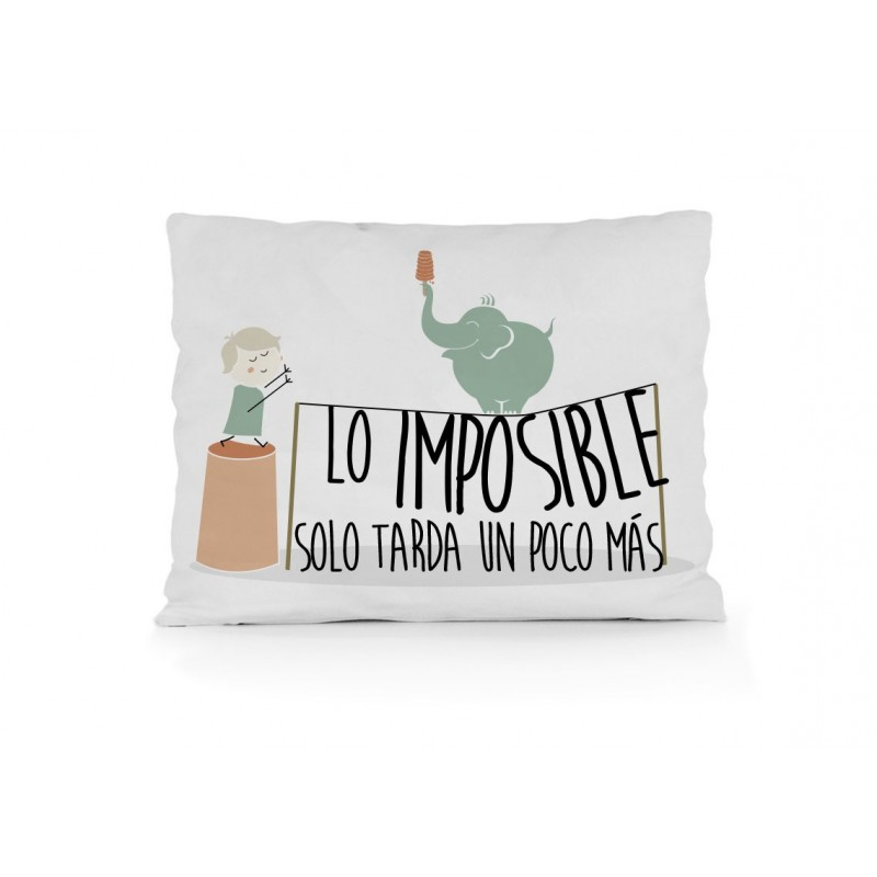 Cojin Imposible