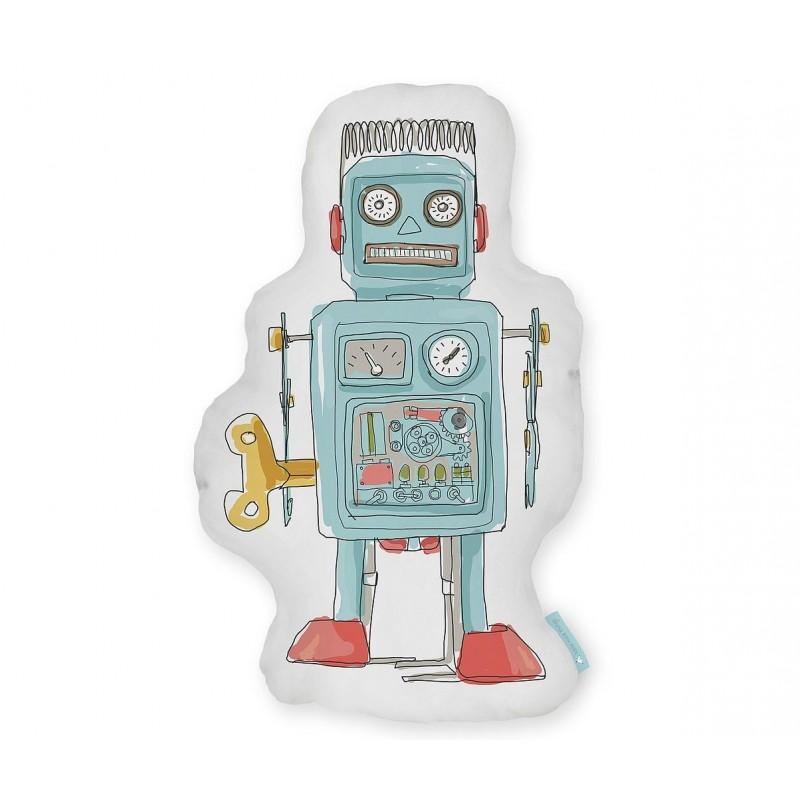 Cojin Formas Vintage Robot