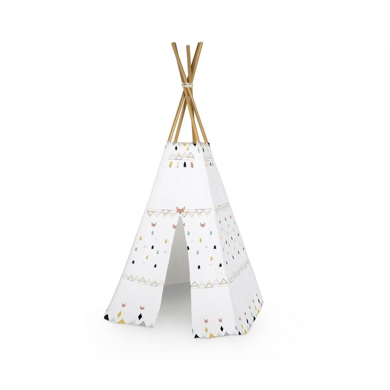 Tipi Foxes