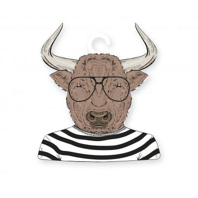 Percha Formas Bull