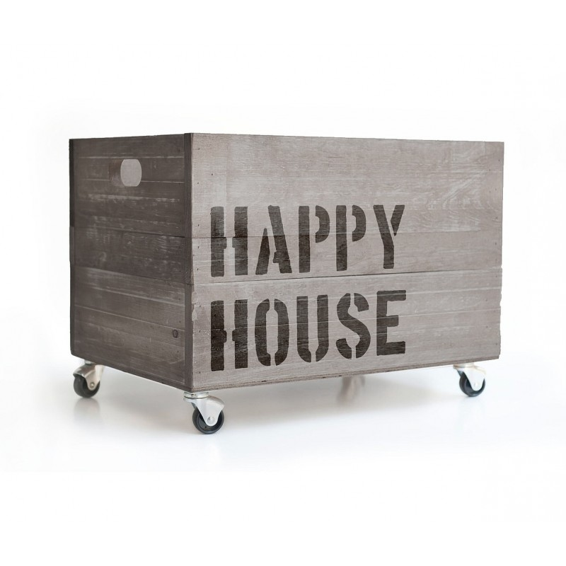 Cajon Rolling Stories Happy House