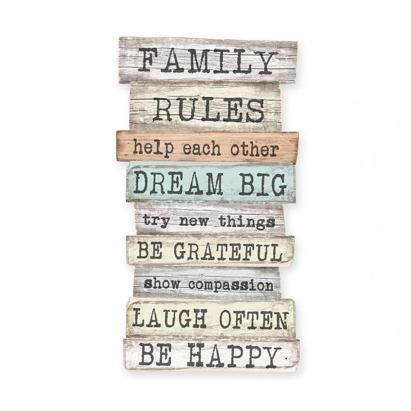 Señal Family Rules