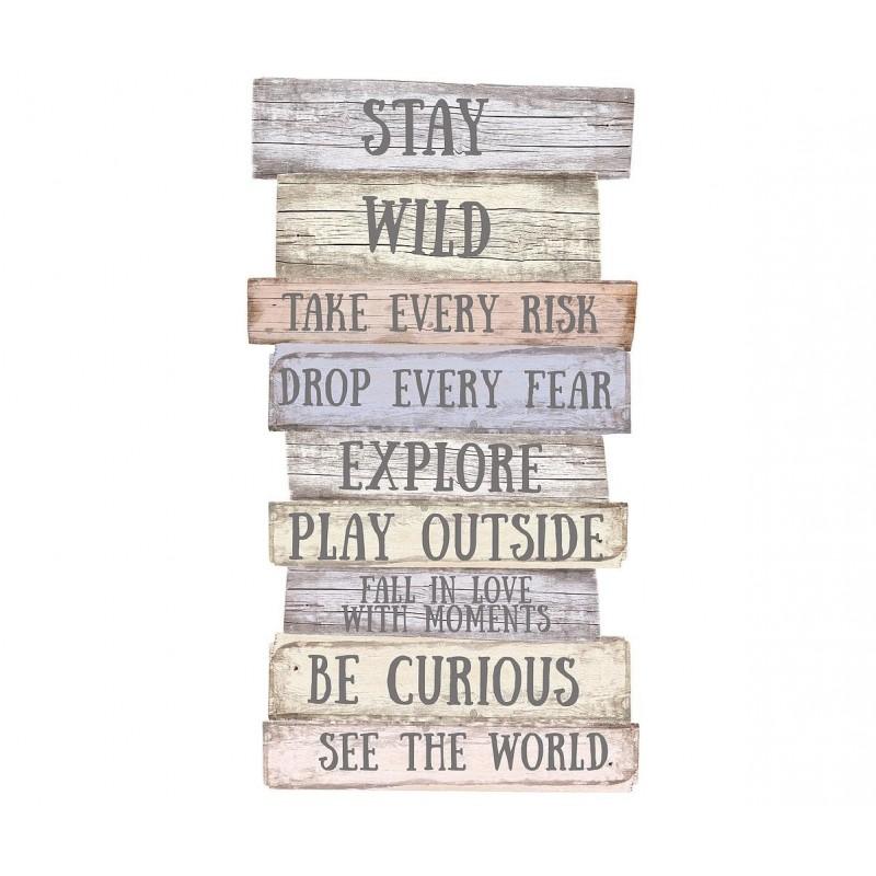 Señal Wild Rules