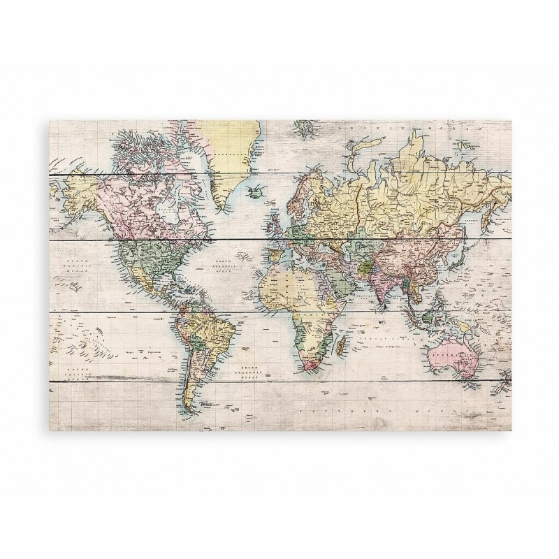 Tabla Worldmap