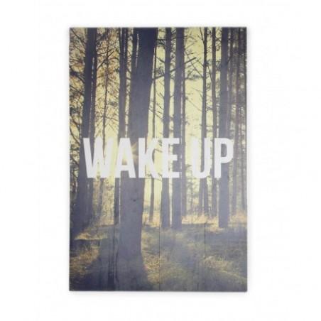 Tabla Wake Up