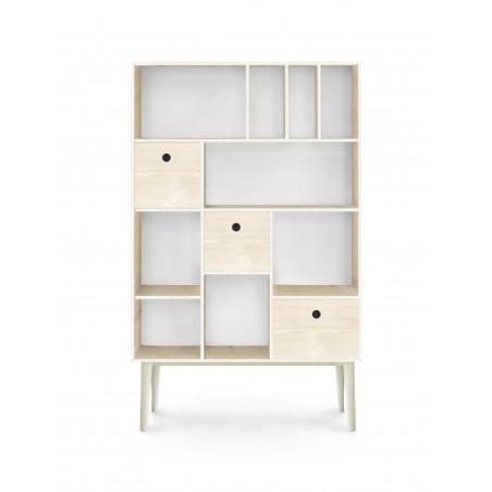 Mueble Organizador Blanca