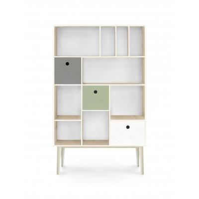 Mueble Organizador Multicolor