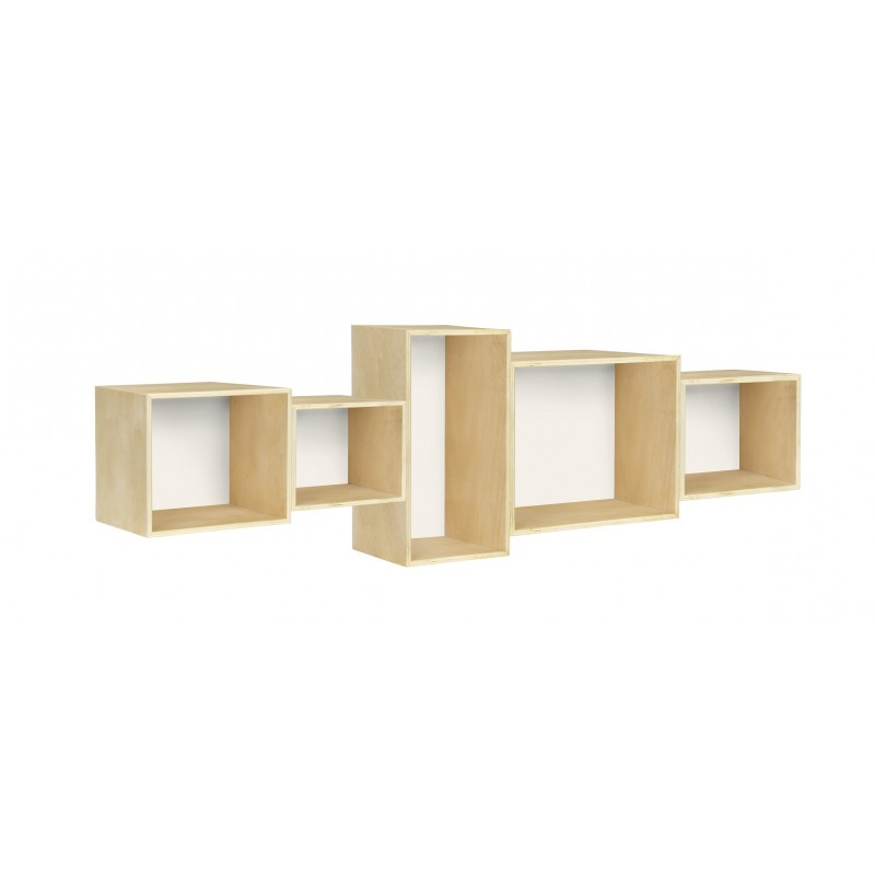 Bookcase Blanco