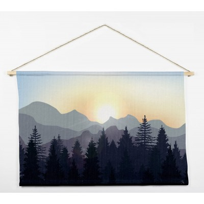 Tapiz Mountains Landscape 90x60