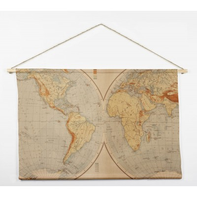 Tapiz The World 90x60