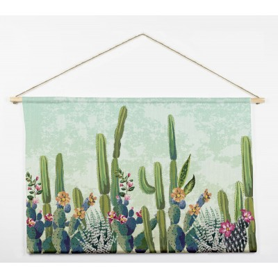 Tapiz Cactus 90x60