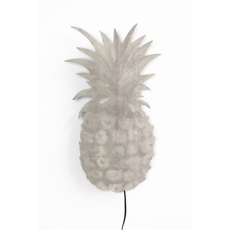 Shape Lamp Piña Gray