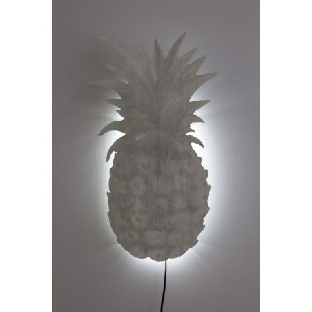 Shape Lamp Piña Gray