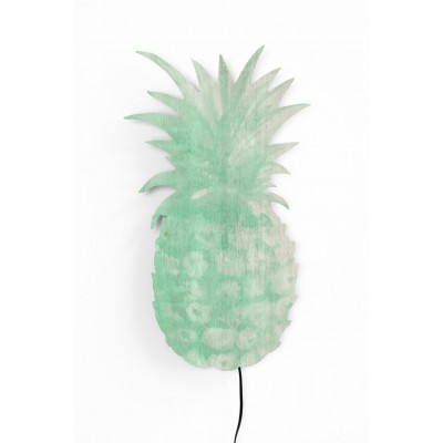 Shape Lamp Piña Mint