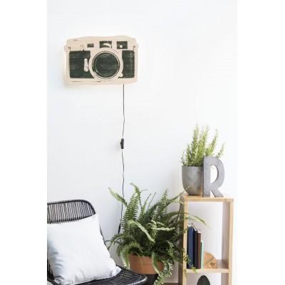 Shape Lamp Camara