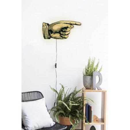 Shape Lamp Mano Vintage