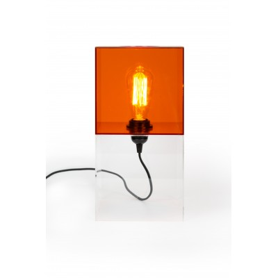 Box2 Lamp Orange