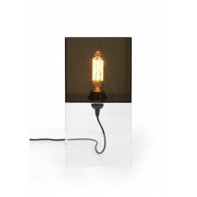 Box2 Lamp Black