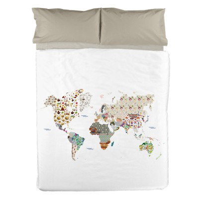 Funda Nórdica Patchworld