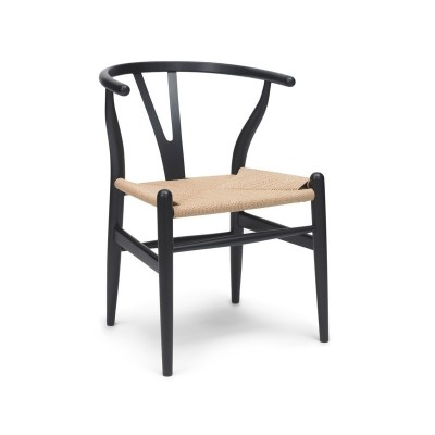 Black Y Chair