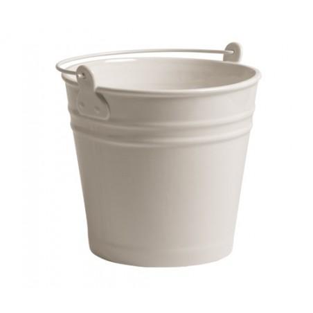 White Porcelain Bucket
