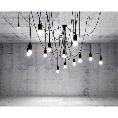 Hanging Lamp living