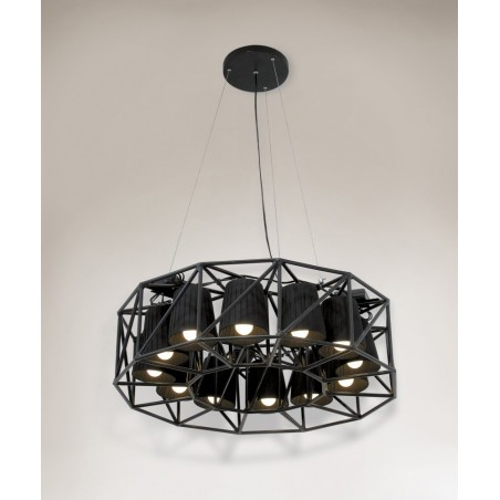 Suspension Ring Lamp Portland