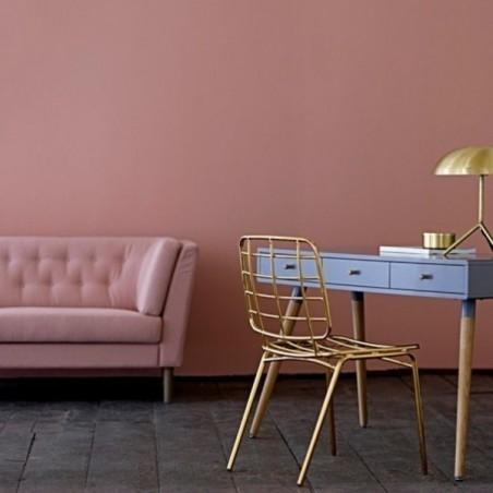 Silla Lounge Chair Gold