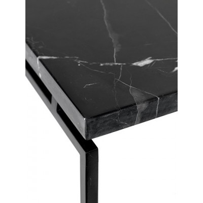 Coffeetable Verde black marble