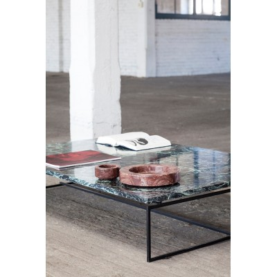 Coffeetable Verde green marble