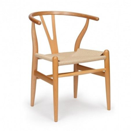 Wegner Chair Y Chair CH24 Replica