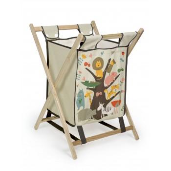 Laundry Basket Animal Tree