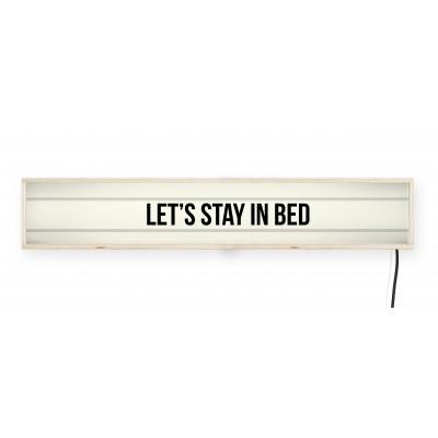 Lightbox Headboard Stay In Bed