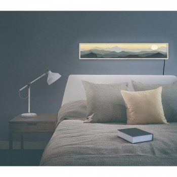 Lightbox Headboard Sunrise
