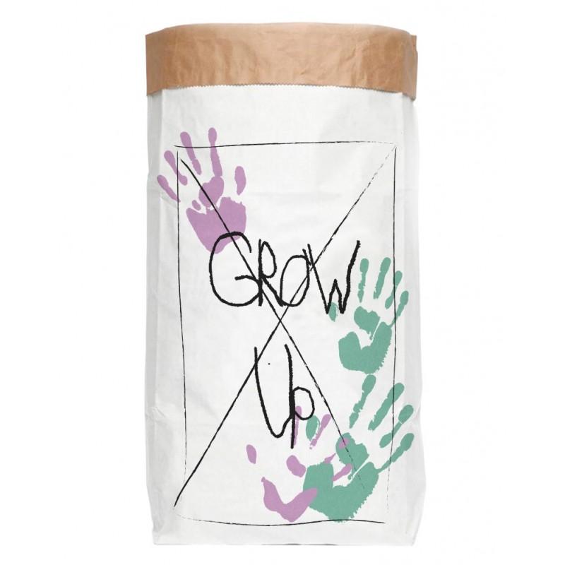 Organize Sack Grow Up