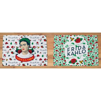 Set 2 Individual Tableclothes Frida Kahlo