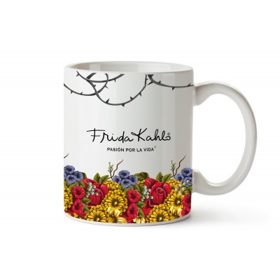 Frida Kahlo Decorative Cup