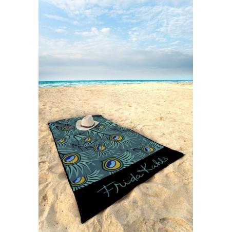 Toalla Playa Feathers