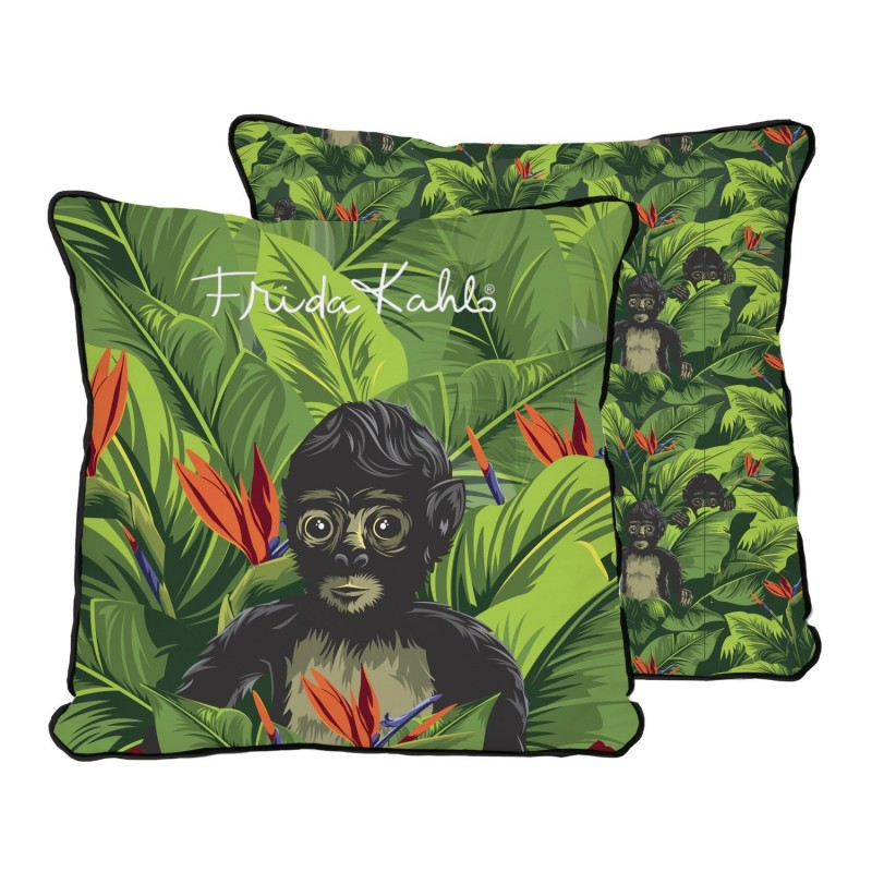 Cushion Monkeys Frida kaloh