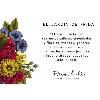 "Candle ""El Jardín de Frida"""