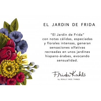 Vela el Jardín de Frida