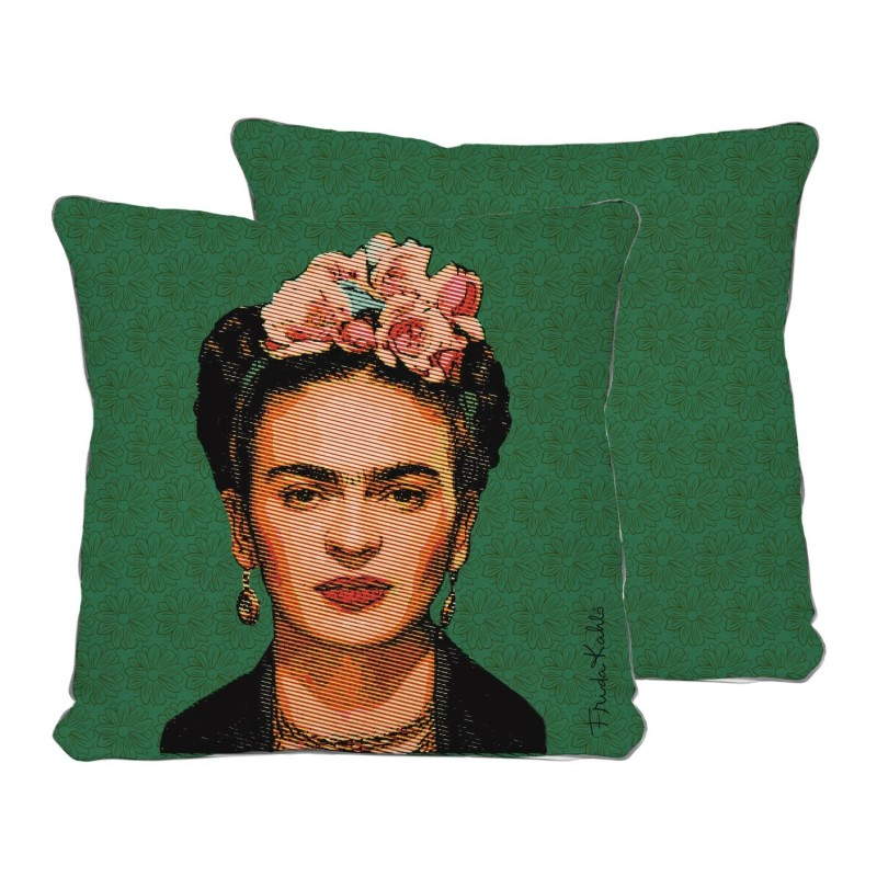 Cojín Frida Kaloh Draw