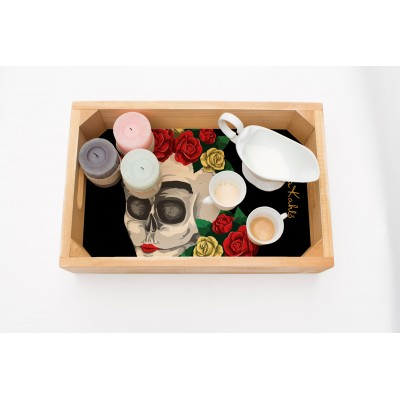 Multipurpose Tray Skull